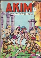 Akim (1re série) -212- Le temple des ombres
