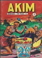 Akim (1re série) -235- Les tambours de la mort