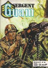 Sergent Guam -98- Le prisonnier
