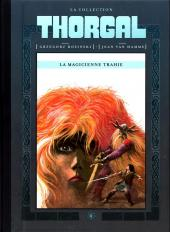 Couverture de Thorgal - La collection (Hachette) -1- La magicienne trahie