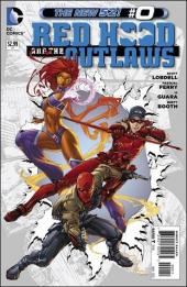 Red Hood and the Outlaws (2011) -0- Everyone has to start somewhere