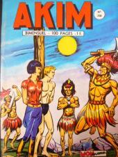 Akim (1re série) -238- L'îlot tragique