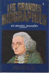 Les grandes biographies en bandes dessinées - Franklin
