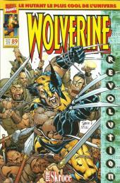 Wolverine (Marvel France 1re série) -89- Révolution