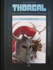 Thorgal - La collection (Hachette) -2- L'ïle des mers gelées