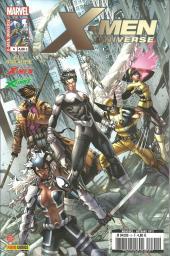 X-Men Universe (Marvel France 3e série) -4- Contrat ouvert