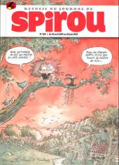 (Recueil) Spirou (Album du journal) -325- Spirou album du journal