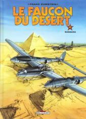Le faucon du désert -4- Saqqara