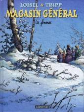 Magasin général -8- Les femmes