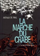 La marche du crabe -3- La révolution des crabes