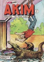 Akim (1re série) -428- La forêt des arbres jaunes