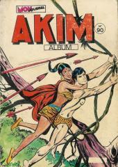 Akim (1re série) -REC090- Album N°90 (du n°481 au n°484)