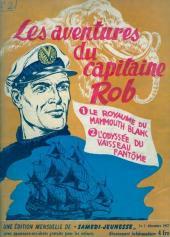 Samedi Jeunesse -2- Les aventures du capitaine Rob