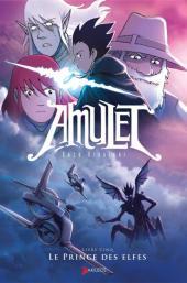 Amulet -5- Le prince des elfes