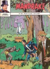Mandrake (1e Série - Remparts) (Mondes Mystérieux - 1) -138- Le guerrier sans tete