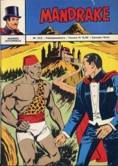 Mandrake (1e Série - Remparts) (Mondes Mystérieux - 1) -222- Le retour du Cobra