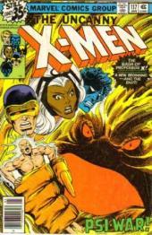 Uncanny X-Men (The) (1963) -117- Psi War
