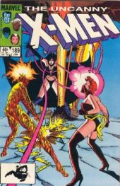 Uncanny X-Men (The) (1963) -189- Two girls out to have fun