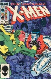 Uncanny X-Men (The) (1963) -191- Raiders of the lost temple
