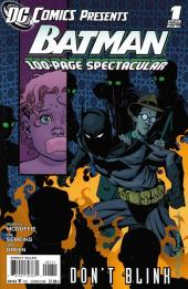 Batman: Legends of the Dark Knight (1989) -INT- Don't Blink