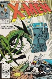 Uncanny X-Men (The) (1963) -233- Dawn of blood