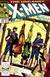 Uncanny X-Men (The) (1963) -236- Busting loose