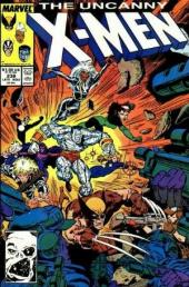 Uncanny X-Men (The) (1963) -238- Revolution