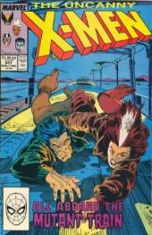 Uncanny X-Men (The) (1963) -237- Who's humans?