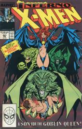 Uncanny X-Men (The) (1963) -241- Fan the flames