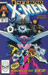 Uncanny X-Men (The) (1963) -242- Burn