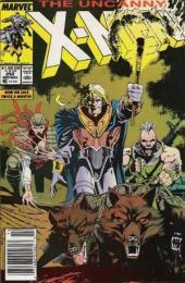 Uncanny X-Men (The) (1963) -252- Where's Wolverine