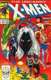 Uncanny X-Men (The) (1963) -253- Storm warnings!
