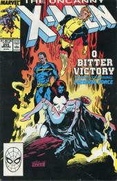 Uncanny X-Men (The) (1963) -255- Crash&burn