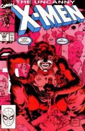 Uncanny X-Men (The) (1963) -260- Blam!