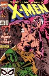 Uncanny X-Men (The) (1963) -263- The lower depths