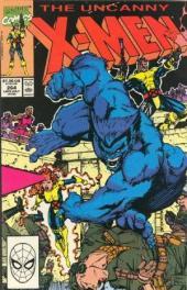 Uncanny X-Men (The) (1963) -264- Hot pursuit