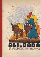 Ali-Baba et les quarante voleurs (Bénassy) - Ali-Baba et les quarante voleurs