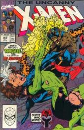 Uncanny X-Men (The) (1963) -269- Rogue redux