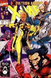 Uncanny X-Men (The) (1963) -272- Capital crimes