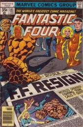 Fantastic Four (1961) -191- Four no more