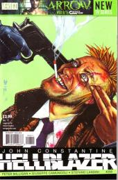 Hellblazer (1988) -296- The curse of the Constantines (4): a good man