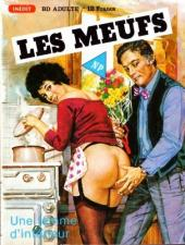 Les meufs (Novel Press) -9- Une femme d'intérieur