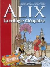 Alix -INT1- La trilogie Cléopâtre