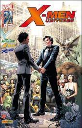 X-Men Universe (Marvel France 3e série) -5- Instants gelés