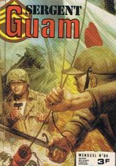 Sergent Guam -84- L'autre moi du lieutenant Key
