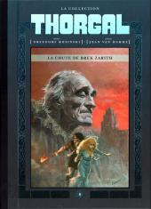 Couverture de Thorgal - La collection (Hachette) -6- La chute de Brek Zarith