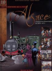 L'alsace -10- L'alsace des romantiques (de 1815 à 1871)