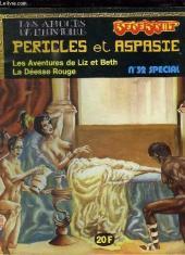 Les amours de l'histoire -32- Péricles et Aspasie