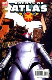 Agents of Atlas (2006) -6- Episode 6