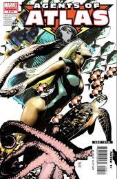 Agents of Atlas (2006) -4- Episode 4